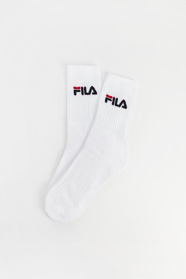 Fila 3Pack  TENNIS SOCKS 3 PAIRS 300 WHITE F9505-300