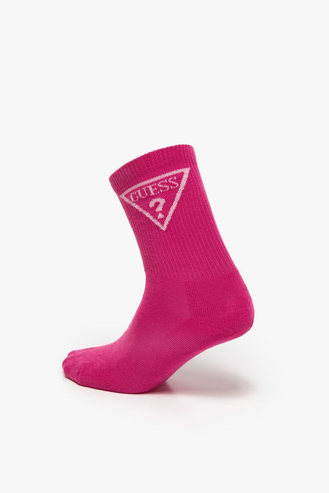 PINK REGULAR SOCKS 00I