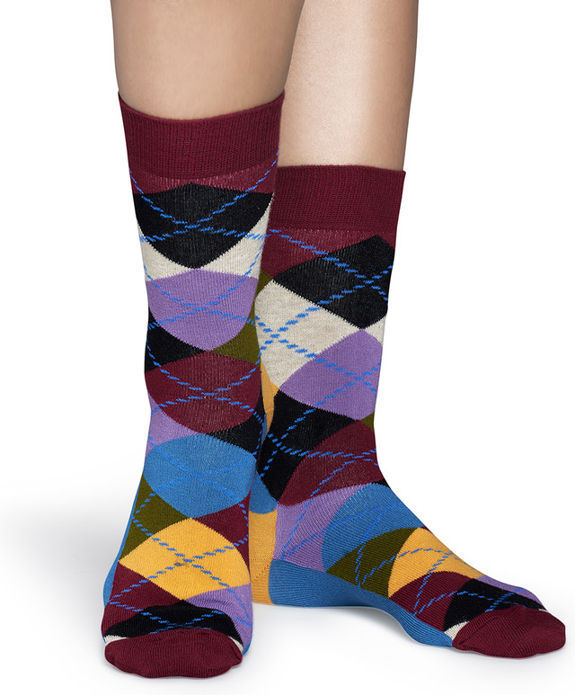 Skarpety Happy Socks  <br/><small>Argyle Sock AR01-048 </small>  2352