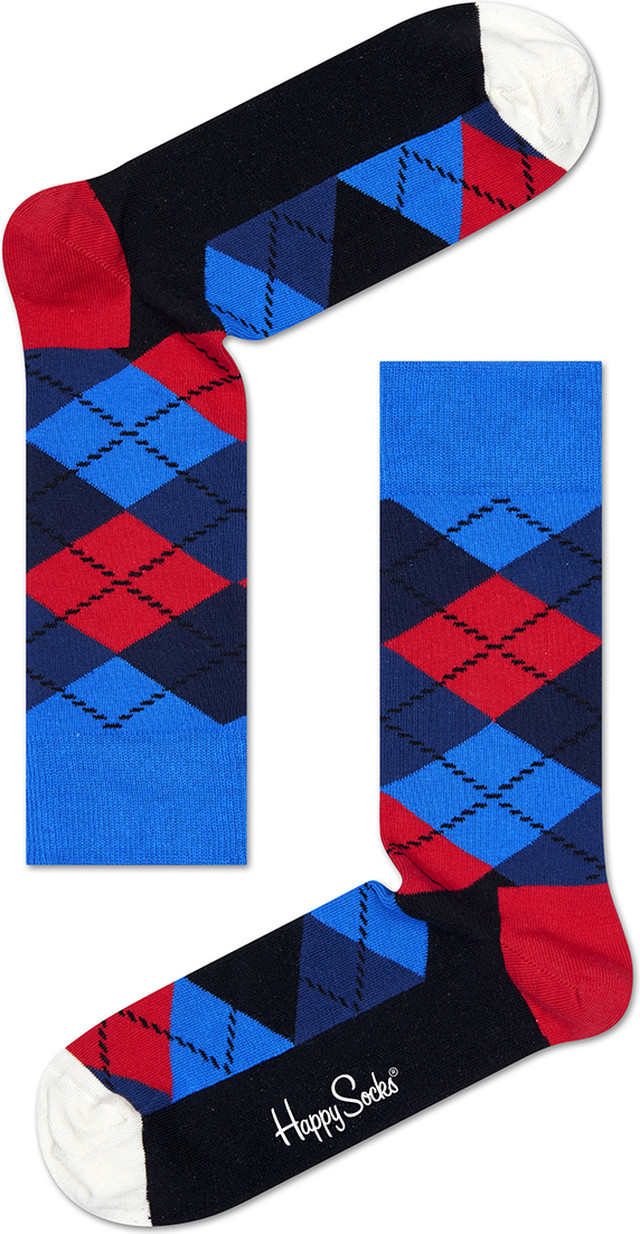 Happy Socks Argyle Sock AR01-067 2356