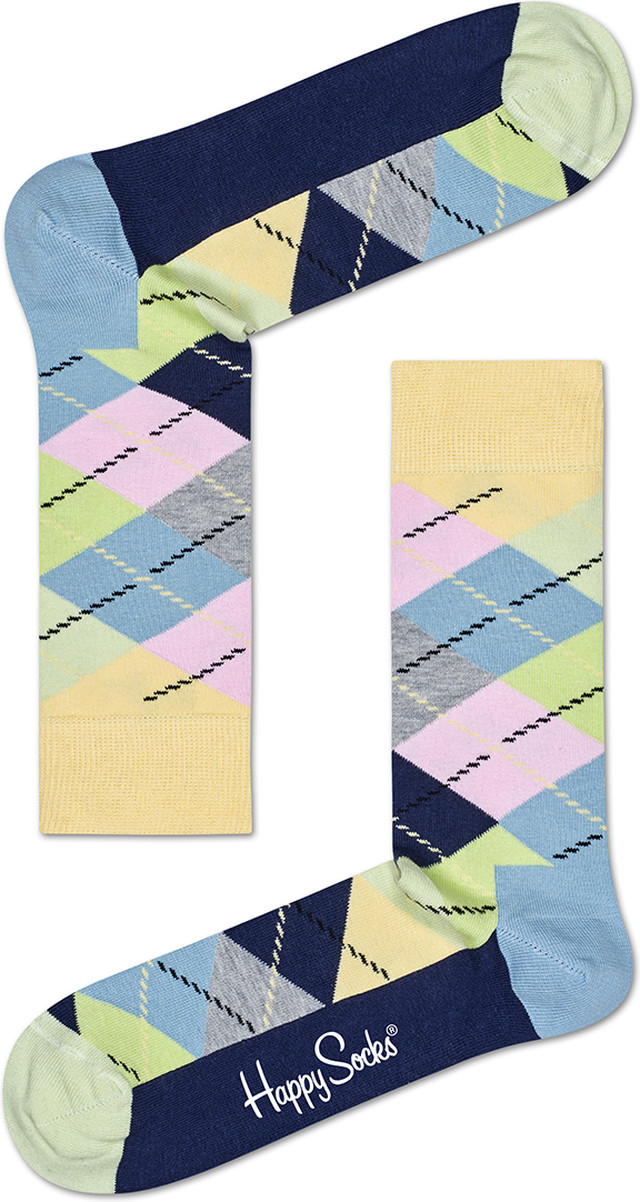 Happy Socks Argyle Sock ARY01-2002 3372