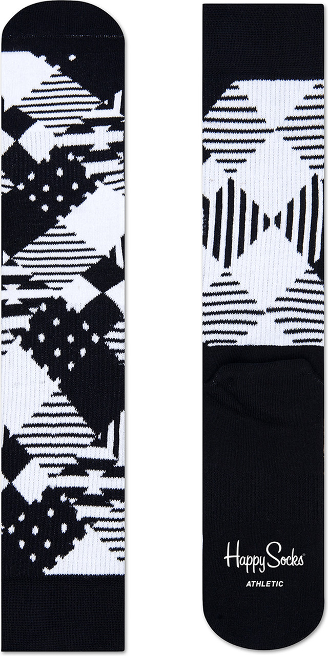 Happy Socks Athletic Argyle Sock ATMA27-999 2386
