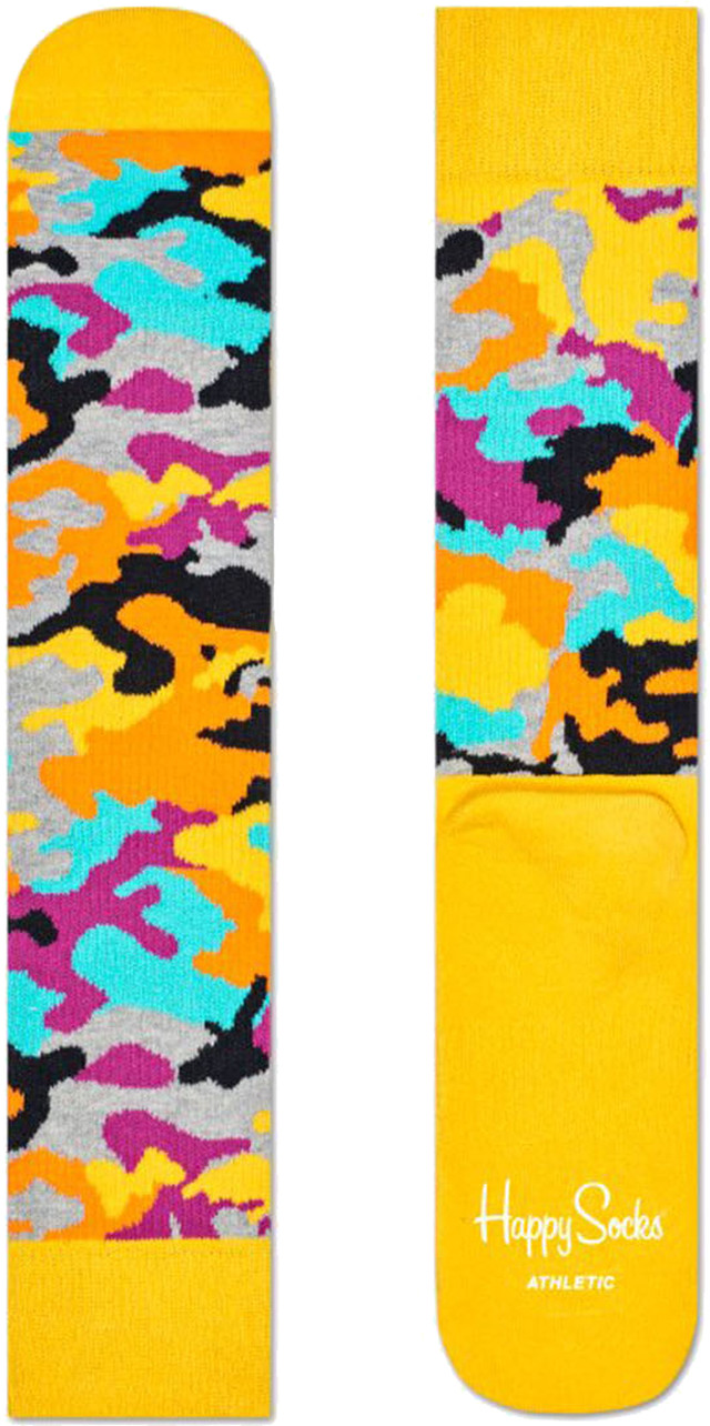 Happy Socks Athletic Bark Sock ATBAK27-2000 3321