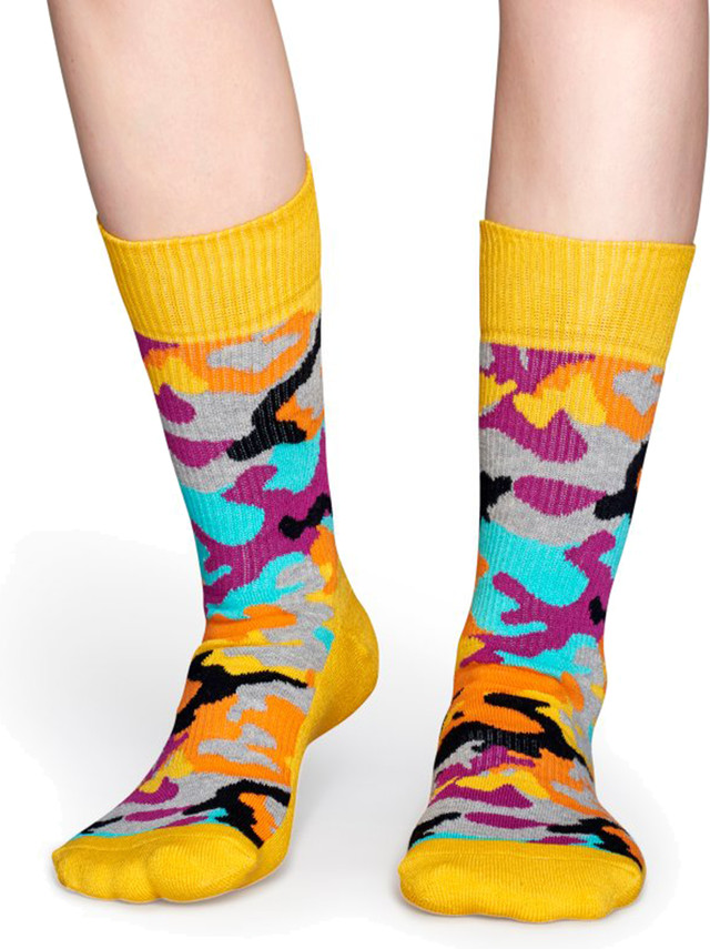 Skarpety Happy Socks  <br/><small>Athletic Bark Sock ATBAK27-2000 </small>  3321