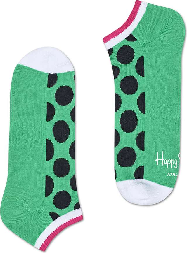 Happy Socks Athletic Big Dot Low Sock ATBDO05-7000 3370