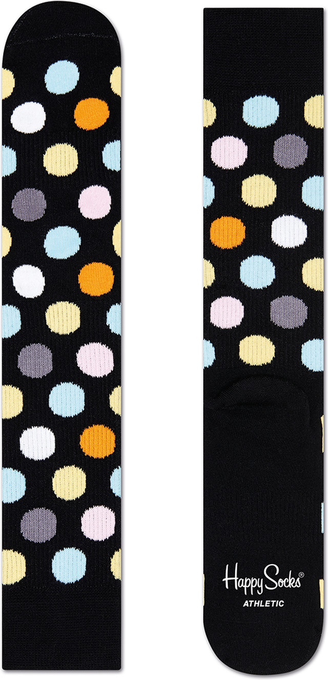 Happy Socks Athletic Big Dot Sock ATBD27-099 1407