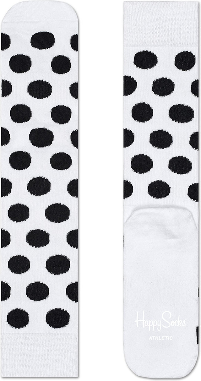 Happy Socks Athletic Big Dot Sock ATBDO27-1000 3323