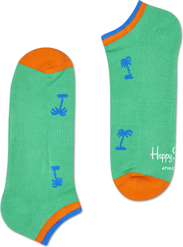 Happy Socks Athletic Palm Beach Low Sock ATPAB05-7000 3370