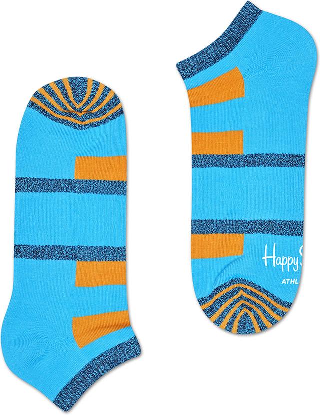 Happy Socks Athletic Stripe Low Sock ATSTR05-6000 3370