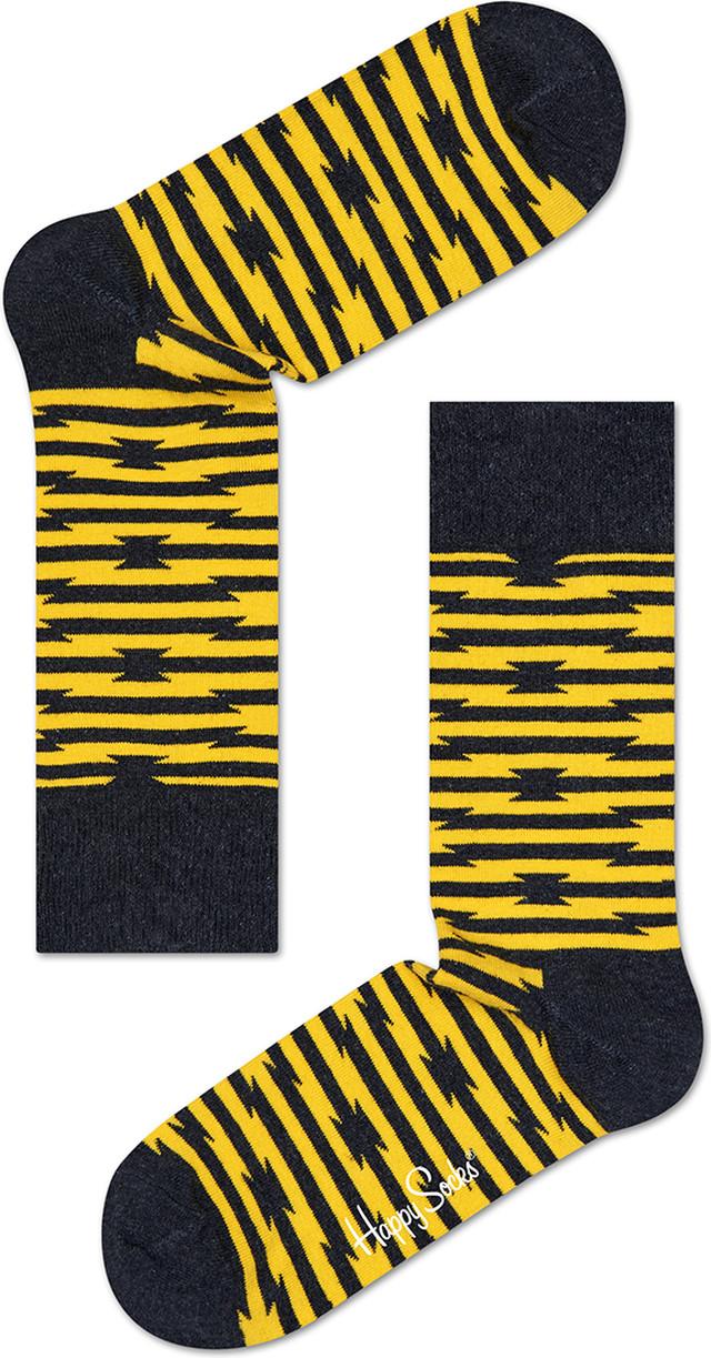 Happy Socks BARB WIRE SOCK BW01-905 2434