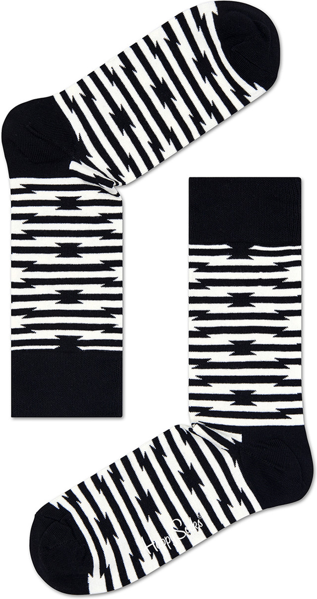 Happy Socks BARB WIRE SOCK BW01-999 2436