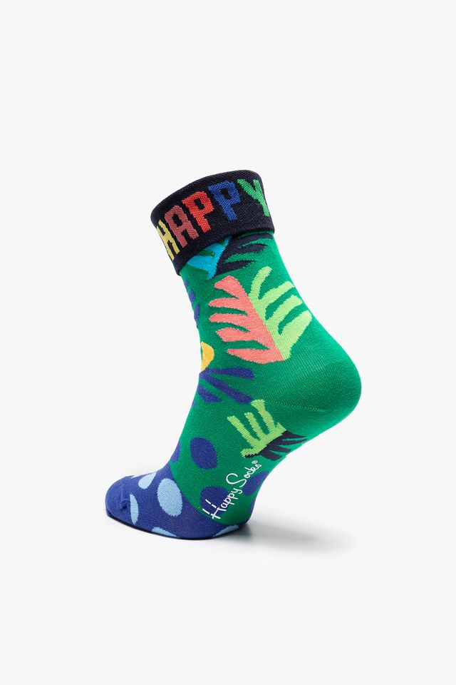 Happy Socks BIG LEAF 7300 BLE01-7300