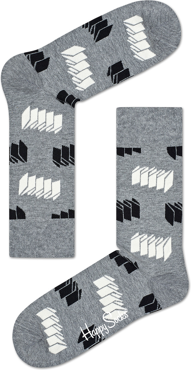 Happy Socks Blinds Sock BLI01-9000 4133