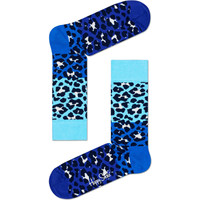 Skarpety Happy Socks Block Leopard Sock BLE01-6000