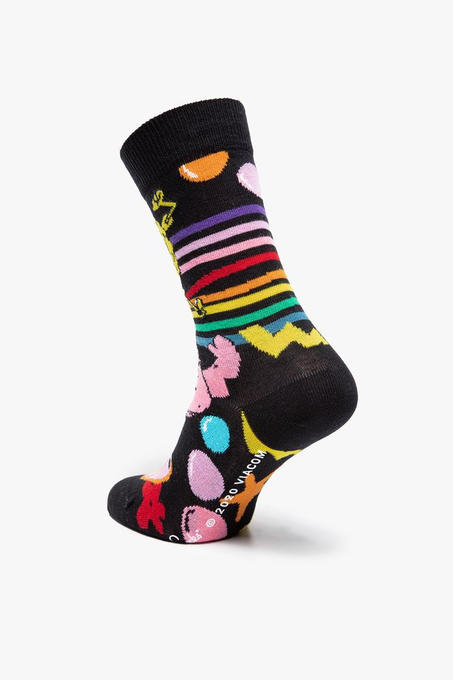 Happy Socks SPONGE BOB BUBBLE IN PARADISE 9300 BOB01-9300