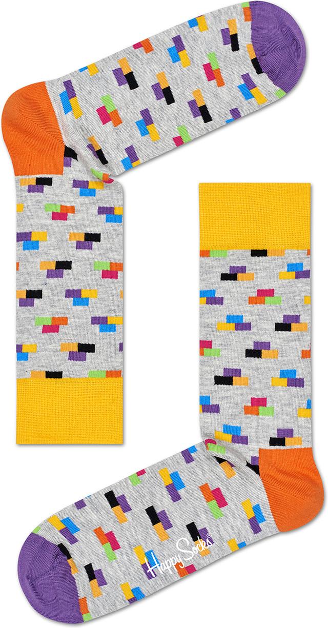 Happy Socks Brick Socks BRI01-9000