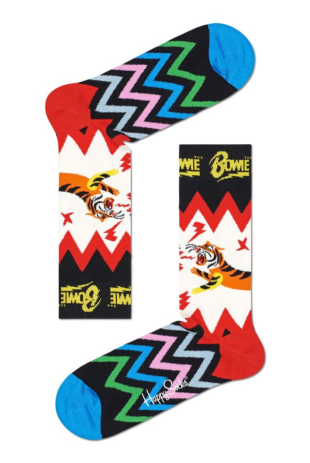 SKARPETKI David Bowie Electric Tiger BOW01-9300