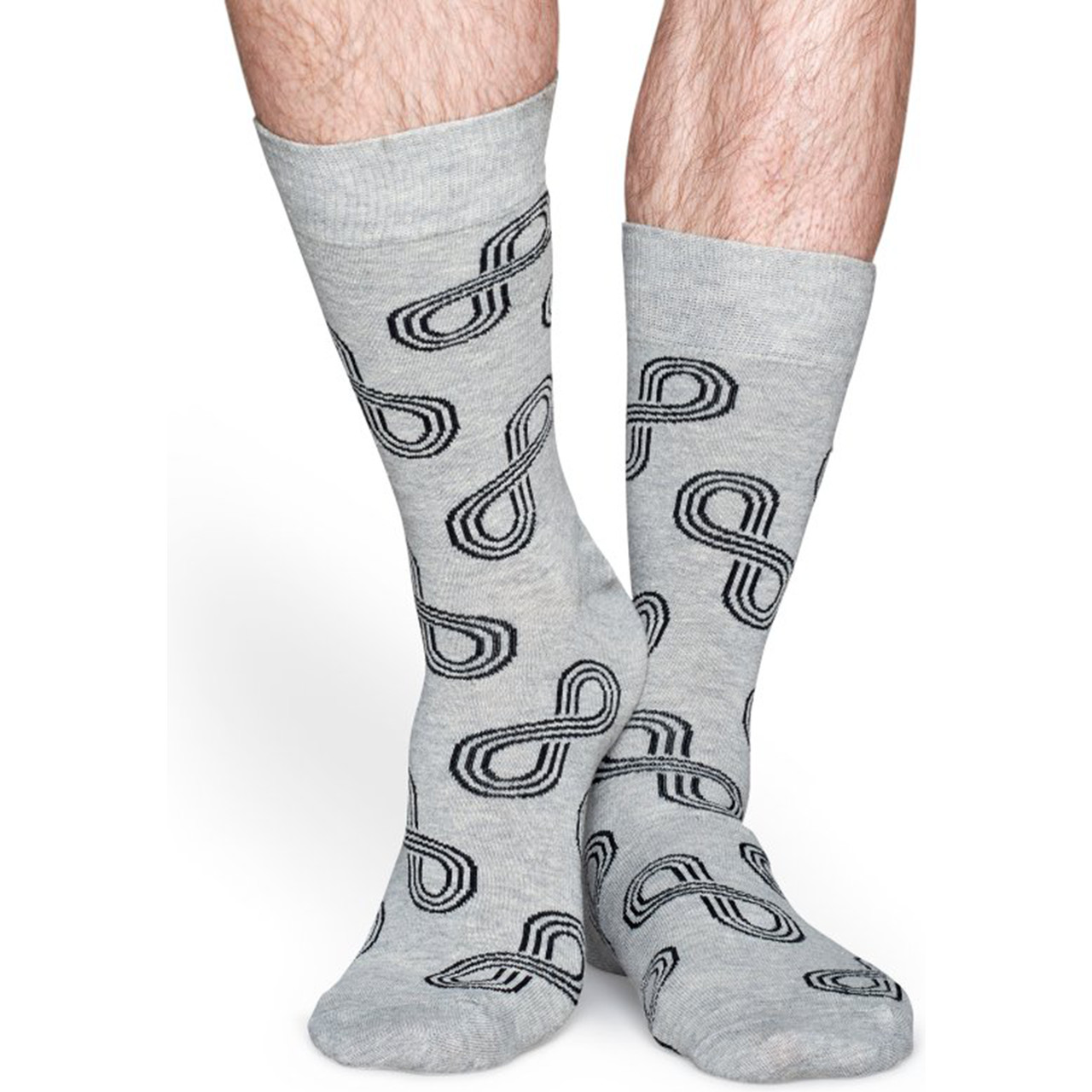 Skarpety Happy Socks  <br/><small>Eternity Sock ETY01-9000 </small>  3154
