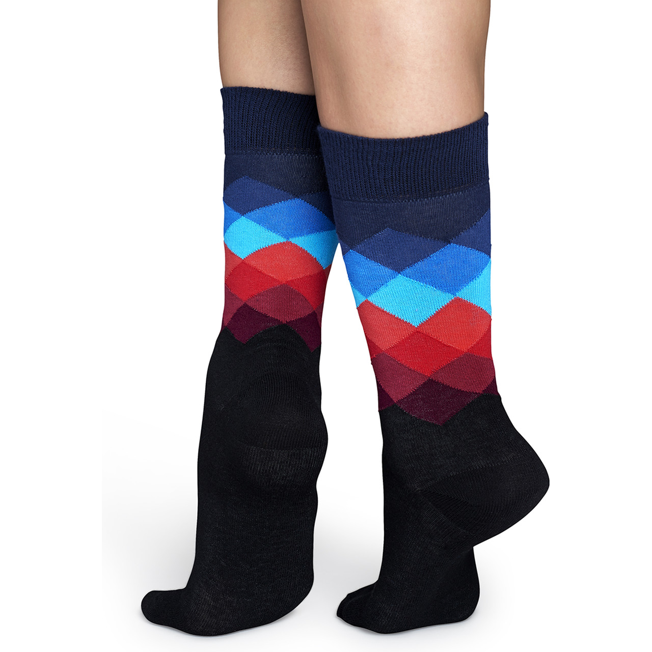 Skarpety Happy Socks  <br/><small>FADED DIAMOND SOCK FD01-069 </small>  2473