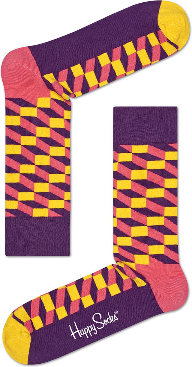 Happy Socks Filled Optic FIO01-5000 4277