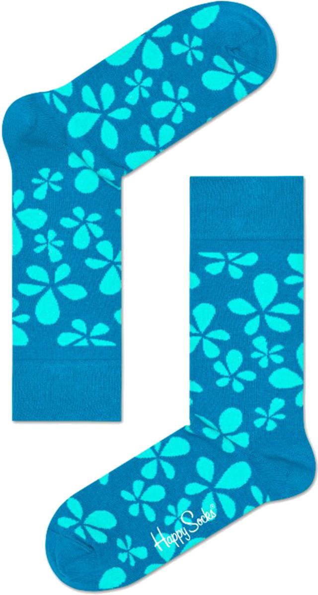 Happy Socks Flower Sock  FLO01-7000 3176