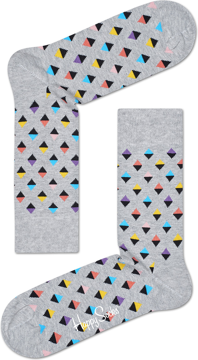 Skarpety Happy Socks  <br/><small>Mini Diamond Sock MDI01-9001 </small>  3370