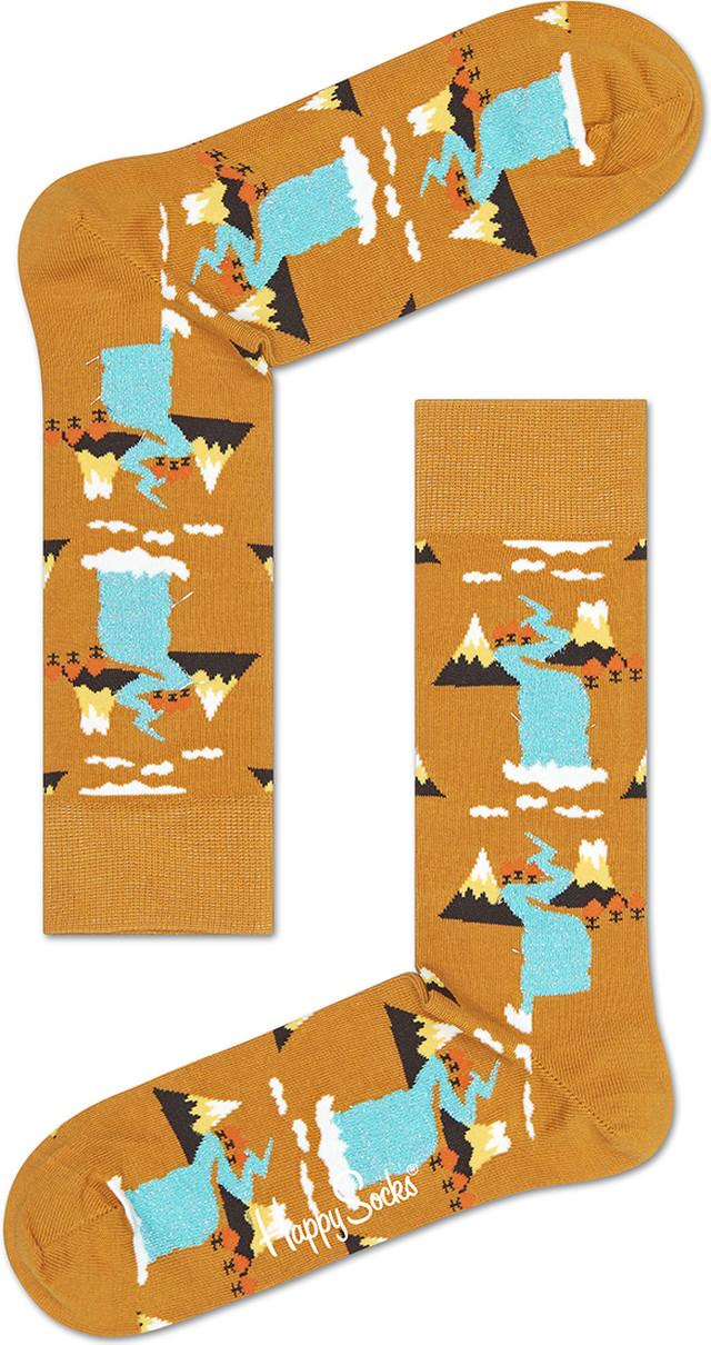 Happy Socks Mountain Sock MOU36-2000 4550
