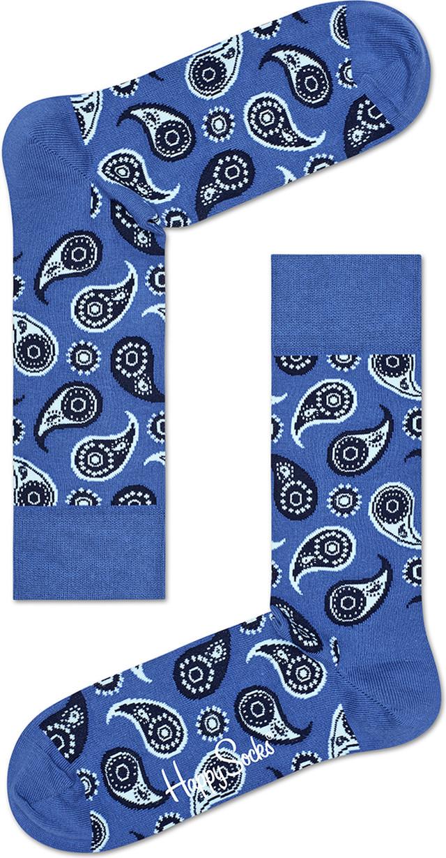 Happy Socks PAISLEY SOCKS PAI01-6000 4566