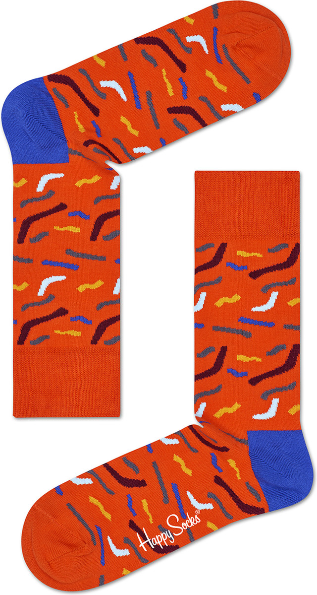 Happy Socks Papercut Socks PAP01-2000