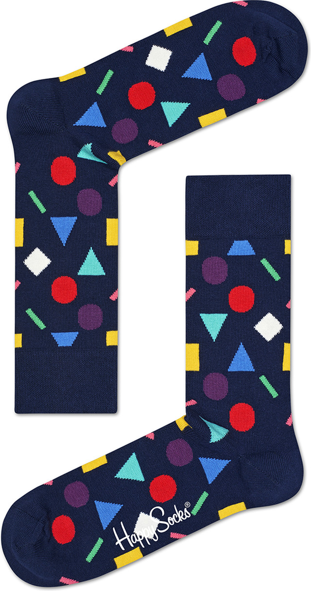 Happy Socks Play Sock PLA01-6000 4626