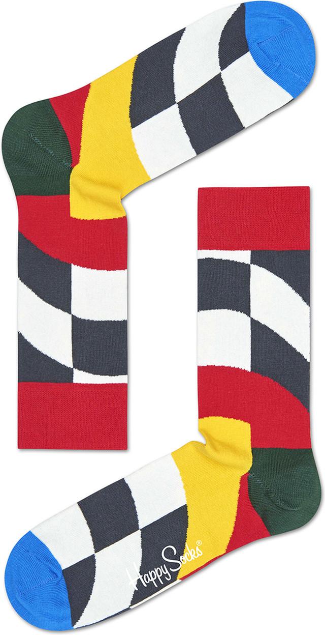 Happy Socks Royal Enfield Big Flag Sock 4684