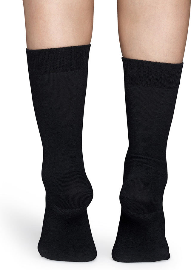 Skarpety Happy Socks  <br/><small>Solid Sock SL01-999 </small>  1355