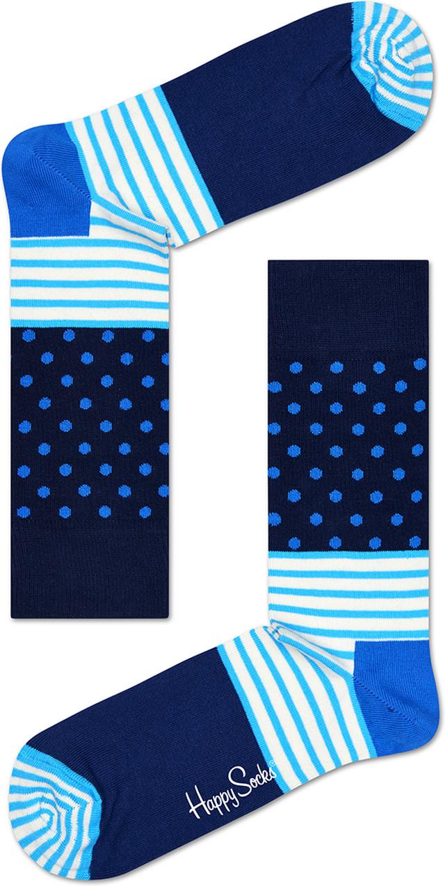 Happy Socks Stripe Dot Sock SD01-066 2783