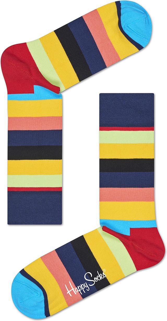 Happy Socks Stripe Sock STR01-6002 3373