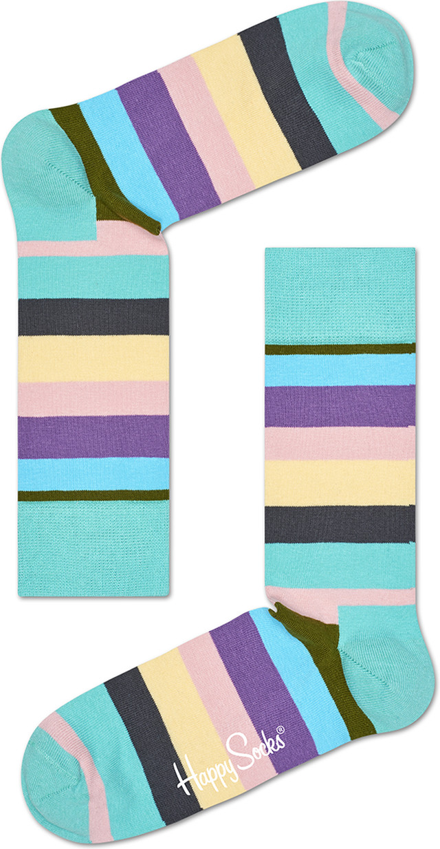 Happy Socks Stripe Sock STR01-7001 4798