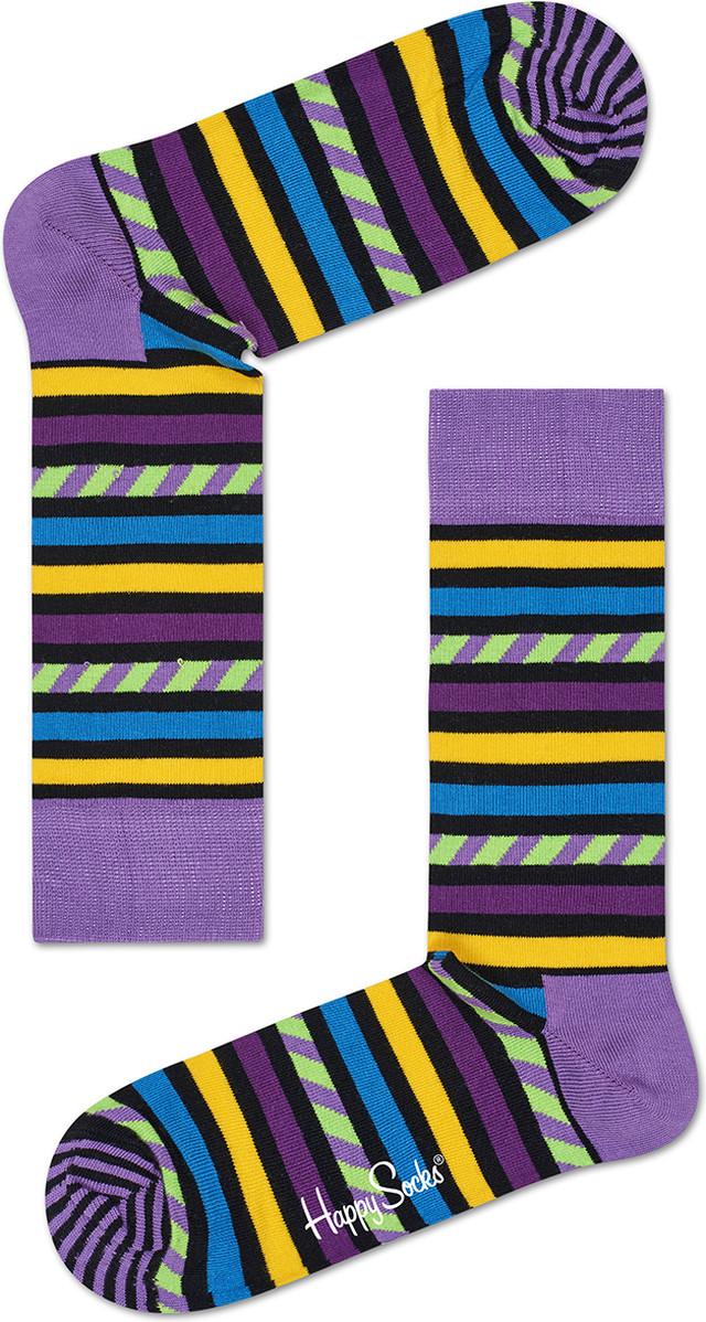 Happy Socks Stripes & Stripes Socks SAS01-5000