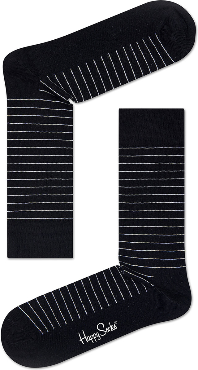 Happy Socks Thin Stripe Sock SB01-999 1327