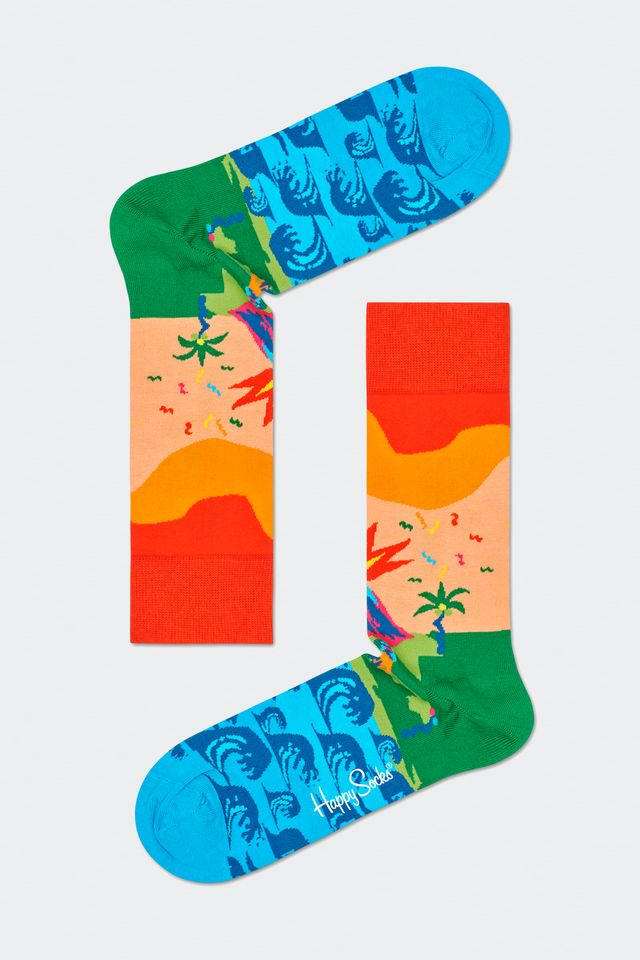 Happy Socks TROPICAL ISLAND 3300 TIS01-3300