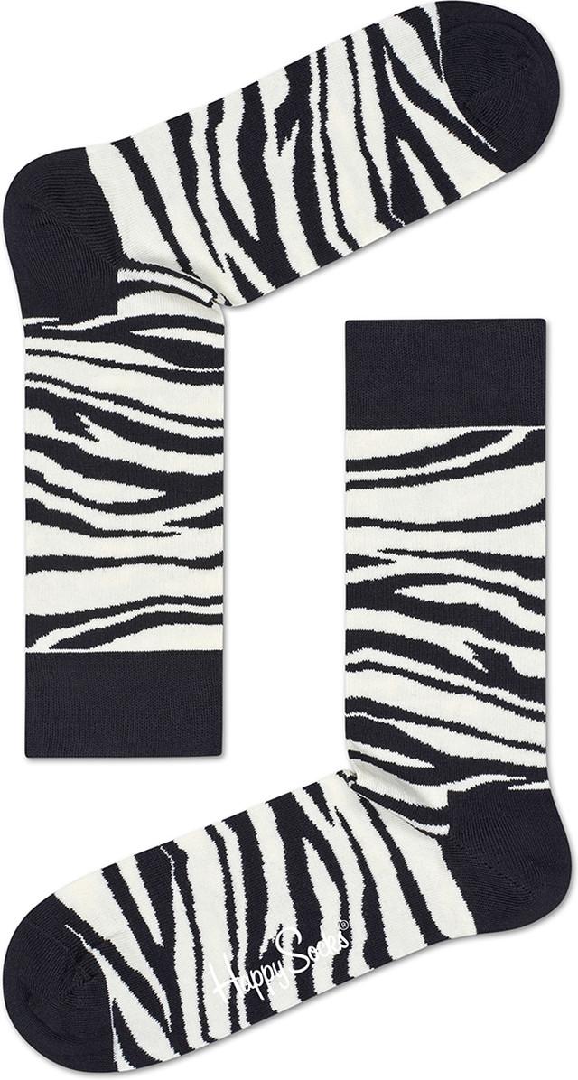 Happy Socks Zebra Sock ZEB01-1000 3370
