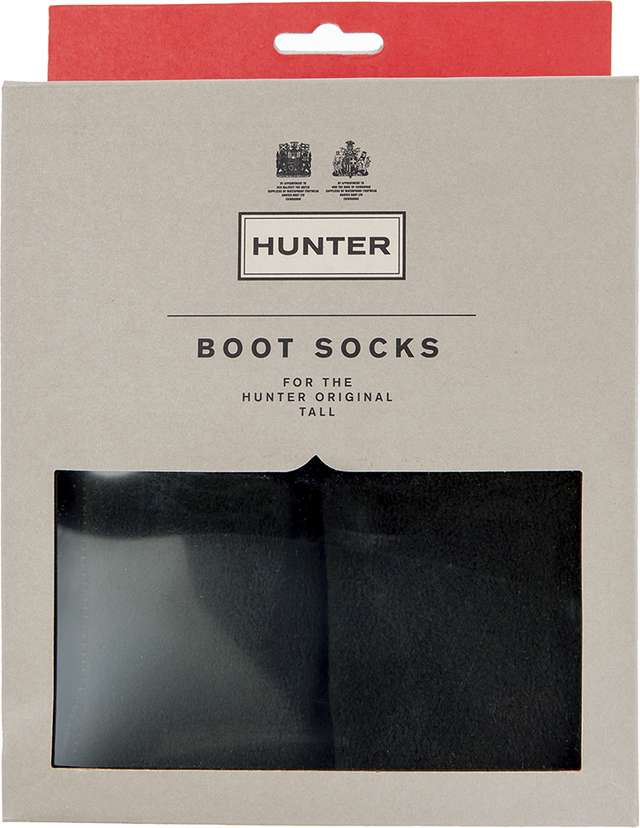 Skarpety Hunter  <br/><small>BOOT SOCKS DARK OLIVE </small>  UAS3000AAA