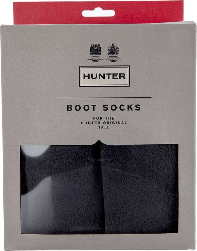 Skarpety Hunter  <br/><small>Boot Sock Dark Slate </small>  UAS3000AAA