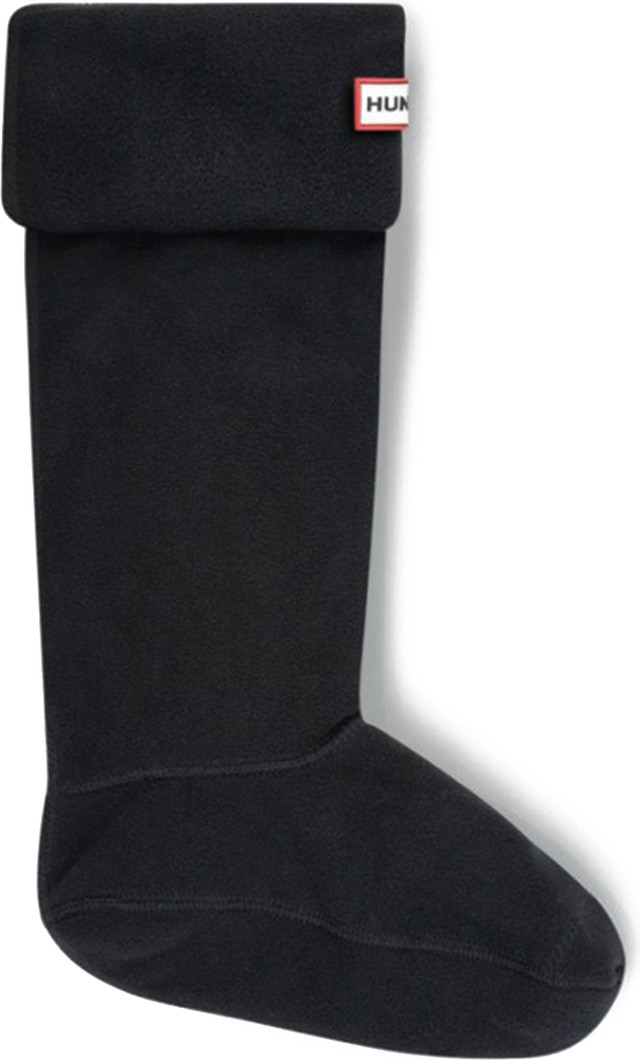 Hunter Boot Socks Black UAS3000AAABLACK