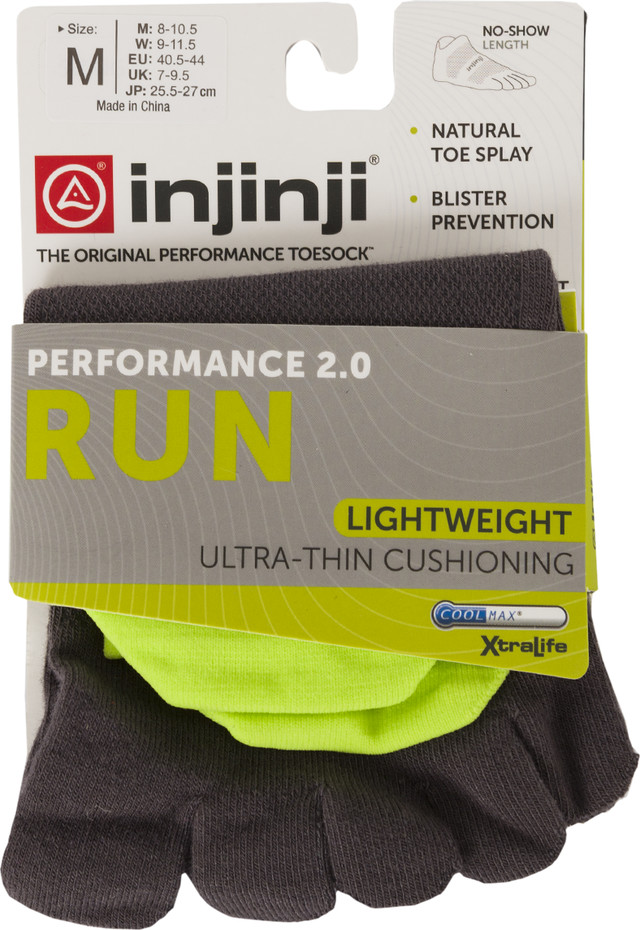 INJINJI Run Lightweight No Show XTRALIFE FYS 201110FYS
