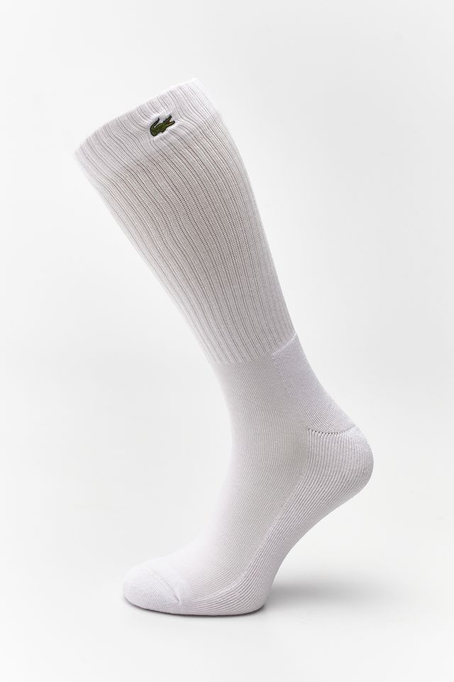 Lacoste SOCKS 001 WHITE RA3594-001