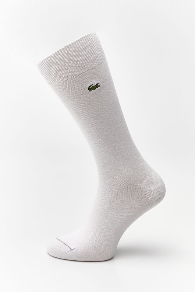 Lacoste SOCKS 001 WHITE RA7805-001