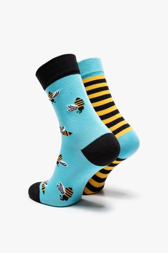 Skarpety Many Mornings    Bee Bee