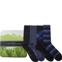 Skarpety Tommy Hilfiger Men Giftbox Box 4P 322