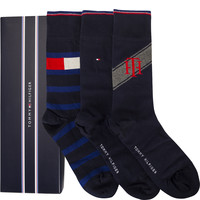 Skarpety Tommy Hilfiger Men Logo Box 3P 085