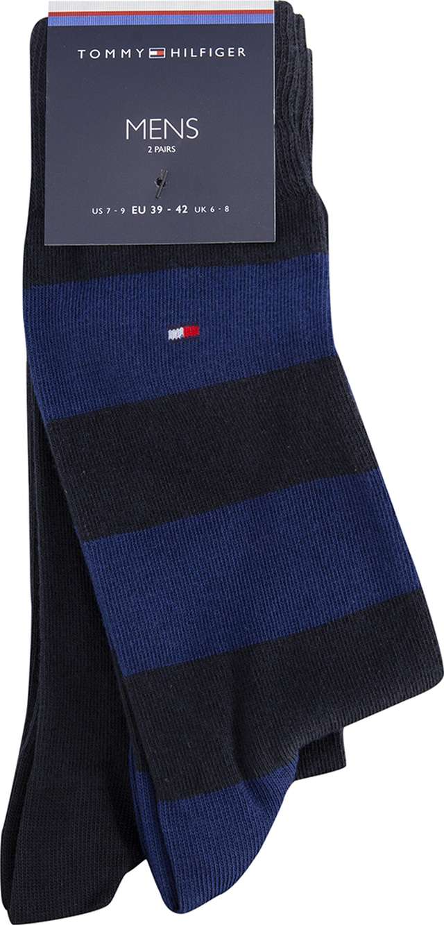 Skarpety 2Pack Tommy Hilfiger  <br/><small>MEN RUGBY SOCK 2P 054 </small>  342021001-054