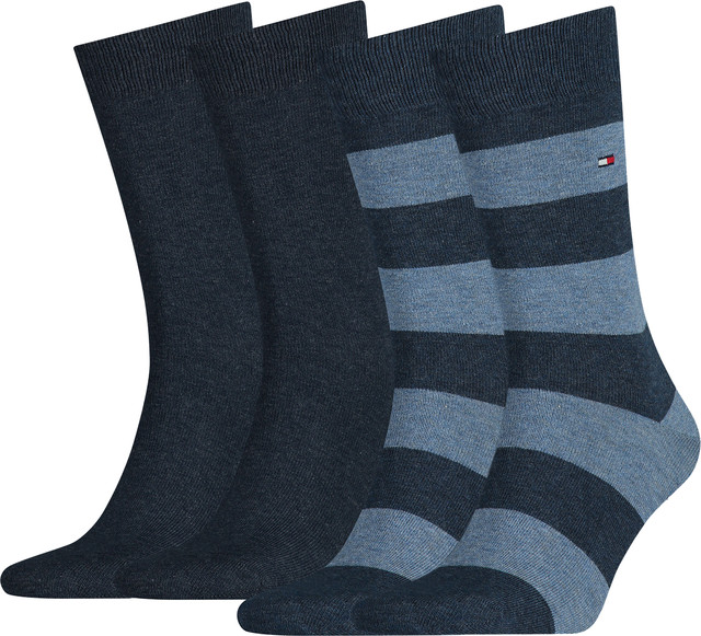 Tommy Hilfiger Men Rugby Sock 356 342021001-356